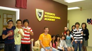 TRƯỜNG TORONTO INTERNATIONAL ACADEMY (TIA)