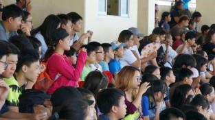 Trại hè Tiếng Anh Tổng quan - General ESL Junior Camp