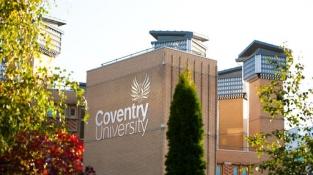 Học bổng lên tới £3,000 từ trường Đại học Coventry, Anh Quốc