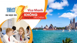 Cơ hội du học Úc cho học sinh lớp 12 không IELTS từ Việt Nam!
