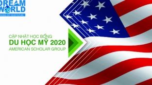 Du học Mỹ 2020 chi phí thấp, học bổng cao của Tập đoàn giáo dục American Scholar Group
