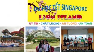 Du học Tết Singapore 2019 (Đợt 3 từ ngày 12/10/2018)