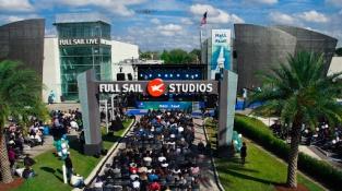 Học bổng tới 100% học phí từ trường Đại học Full Sail, Mỹ