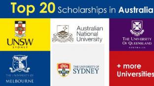 Du học Úc - Cập nhật học bổng mới nhất năm 2021