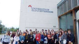 Trường Đại học Gloucestershire