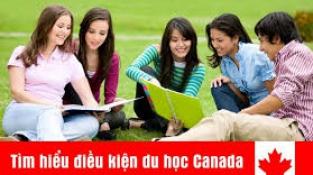 8 Điều cần biết về du học Canada