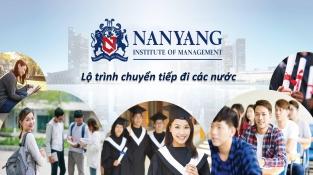Học viện quản lý Nanyang (NIM): Lộ trình chuyển tiếp các nước