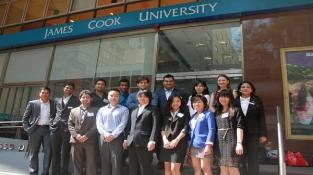 Thủ tục nộp hồ sơ Đại học James Cook Singapore cần những gì?