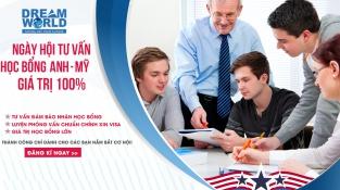 Chuỗi sự kiện phỏng vấn học bổng các trường THPT Anh, Mỹ