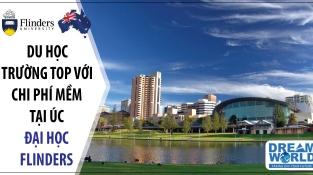 Trường Đại học Flinders, Úc 2019