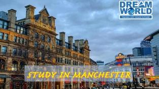 Cơ hội học tập tại thành phố Manchester năm 2021/22