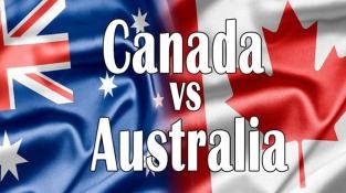 Lý do nên chọn định cư Úc hay Canada năm 2019???